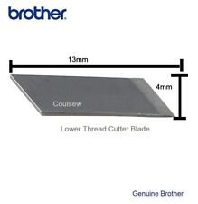 BROTHER GENUINE Under Bed THREAD CUTTER BLADE Most Innovis Models
