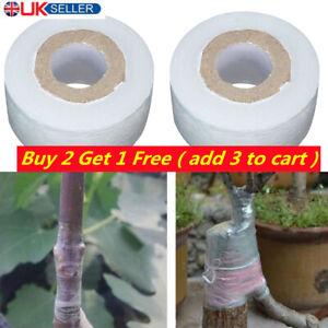 Nursery Grafting Tape Stretchable BIO-Degradable Self-adhesive Garden Tree UK