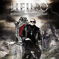 HEINO - SCHWARZ BLÜHT DER ENZIAN  CD NEU