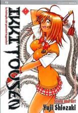 manga J-POP IKKITOUSEN numero 1