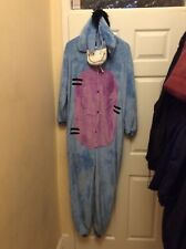Adult Eeyore All In One Size Large BNWT 25/11