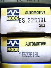 2 Moog ES2261RL Tie Rod Ends Electra LeSabre Park Ave Deville Fleetwood 98 88