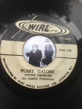 7'' Young Growler Pussy Galore On Wirl In G (Calypso)