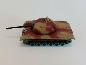 Matchbox Battle Kings K-102 England von 1974 M48 A2 Panzer Amored DIV braun