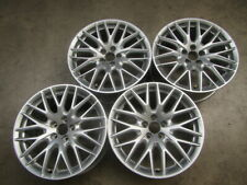 Alufelgen Satz original Audi S1 Typ 8X 17 Zoll Silber 8XA601025G (CD23042017)