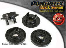Mazda MX-5 Mk2 98-05 Powerflex Black Rear Diff Mount Bush Inserts PFR36-121BLK