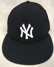 New York Yankees 59Fifty New Era Baseball Cap 6 7/8 Fitted Official on Field