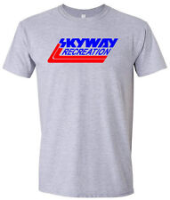 Retro Skyway Recreation BMX Bandit Tshirt,Mens 80's TShirt,Haro,Tuff Wheels