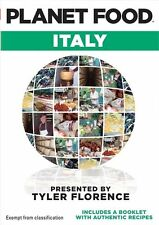 Planet Food Italy New DVD Region 4 Sealed