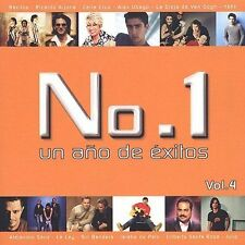 No. 1 Un Ano De Exitos : No 1: Un Ano De Exitos 2003 CD