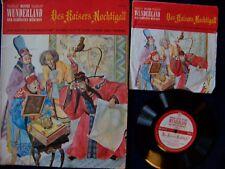 Des Kaisers Nachtigall   Nr. 11     Bastei Wunderland 45 + Buch