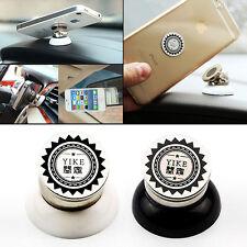 Universal 360° Autocollant Auto Magnétique Socle Support pour téléPhone portable