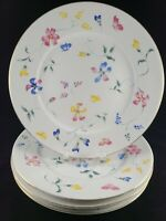 "TOTALLY TODAY PHLOX MADE IN CHINA 4 DINNER PLATE 10 3/4"" DIAMETER."