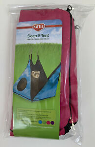 Super Pet Plush Hanging Sleeper Sleep-E-Tent 2 in 1 Convertible Ferret Hideout