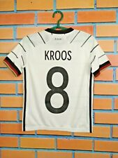 Kroos Germany Jersey 2019/20 Home Boys Kids 9-10 y Shirt Trikot Adidas EH6103