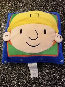 "BOB THE BUILDER 13"" PLUSH STUFFED PILLOW"