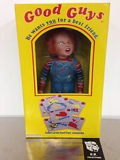 NECA Good Guys Child's Play Evil Chucky New Sealed