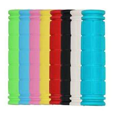 Colorful Soft Colorful Rubber Grips