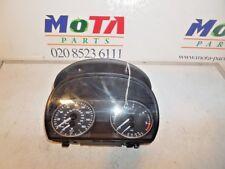 BMW Série 3 Vitesse E90 Compteur Horloge 2.0 Diesel Auto Modèle 2006