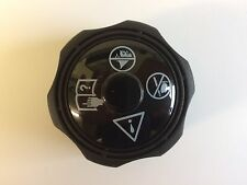 New Genuine OEM HUSTLER 784181 FasTrak, Z, Super Z, ZTR Mower Fuel Tank Cap