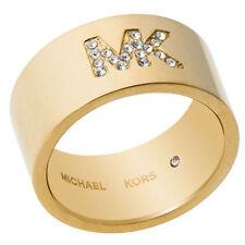 Michael Kors Edelstahl Modeschmuck-Ringe für Damen