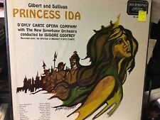 SEALED LP  GILBERT & SULLIVAN  PRINCESS IDA    ( The D'Oyly Carte Opera Co   )