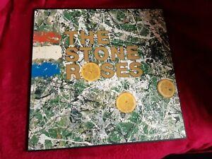 The Stone Roses LP Vinyl First Album - 2014