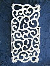 For Apple iphone 5 Cell Phone Cover White Filigree Open Design New In Package