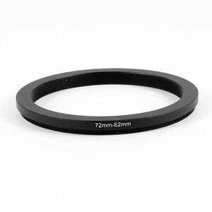 77mm-62mm 77mm to 62mm 77 - 62mm Step Down Ring Filter Adapter for Camera Lens