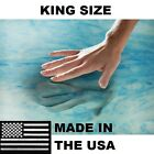 3 Inch Thick Mattress Topper KING Size Gel Memory Foam Bed Pad Orthopedic 3