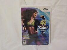 Zumba Fitness 2 - Nintendo Wii Video Game