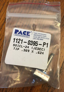 Pace 1121-0395 Removal Tip SOIC-24 0.369 X 0.624 Soldering