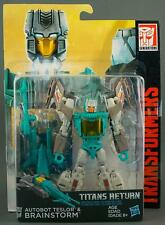 Transformers Generations Titans Return Exclusive Deluxe Brainstorm