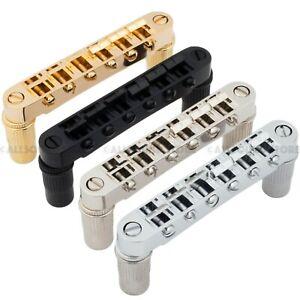 Tune-O-Matic Bridge for Import Epiphone® Les Paul, SG, ES, Dot Electric Guitar