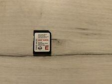 Nissan Connect sat nav sd card (2014-2016) 25920 4KJ0C