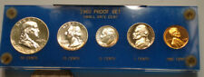 1960 SMALL DATE United States Mint PROOF SET Choice to Superb GEM PROOF w/ CAMEO