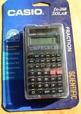 Casio FX-260Solar Scientific Calculator