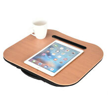 Portable Lap Desk Cushion Laptop Notebook Computer Tray Chair Bed Reading Table