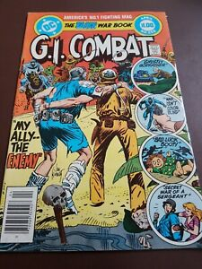 G.I Combat #252 1983 The Haunted Tank 5.0 VG/FN