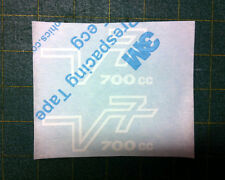 adesivi Moto Guzzi V7 700cc  - adesivi/adhesives/stickers/decal