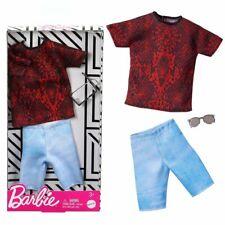 Streetwear Style | Ken Trend Mode | Barbie | Mattel GHX50 | Puppen-Kleidung