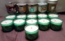 Bath And Body Works Mini Candle x21 Vanilla Bean Noel, Chai etc (Ships Same Day)