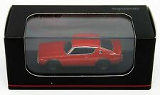 Kyosho Original KS07047A4 Nissan Skyline 2000GT-R KPGC110 Red 1/64 scale