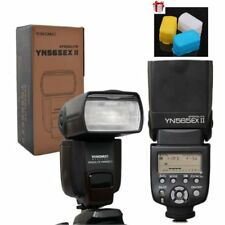 Yongnuo YN-565EX II E-TTL Flash Speedlite w/ TTL Remote for Canon EOS Camera UK