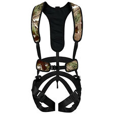 Hunter Safety Systems Camo Hunting X-1 Bowhunter Tree Stand Harness, Large/XL