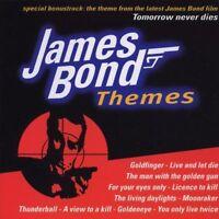 James Bond Themes (by Secret Service Orchestra) [CD]
