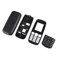 For Nokia 105 Full Housing Cover Case Front Frame &Back Cover&Keypad& Logo New