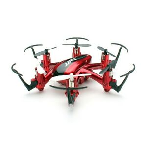JJRC H20 Nano Hexacopter 2.4G 4CH 6Axis Headless Mode RTF - Red Mode 2 (Left Han