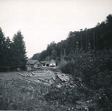 VOSGES c. 1950 - Scierie près de Colmar Haut-Rhin - DIV 9767