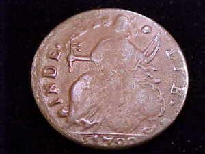 1788 Connecticut Copper, Fine Grade